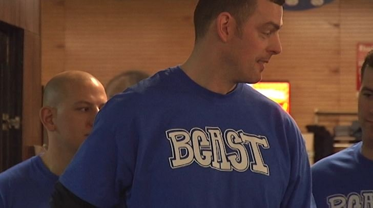 Binghamton Police Bowl With Students