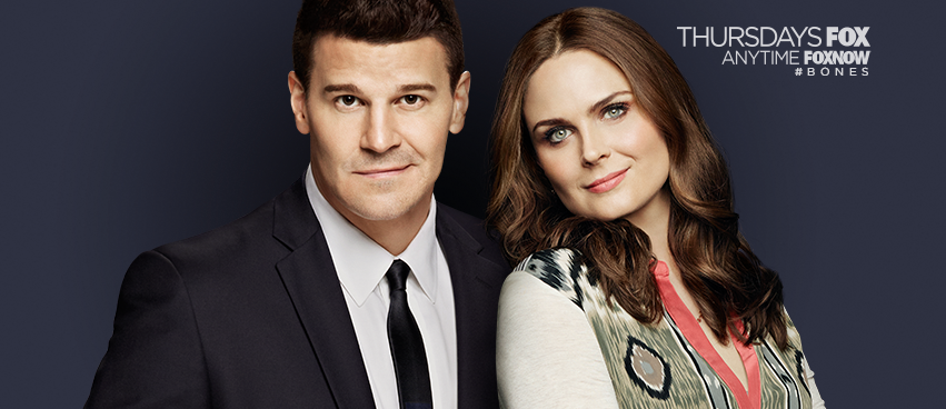 Bones - Thursday at 8 p.m. on FOX 40