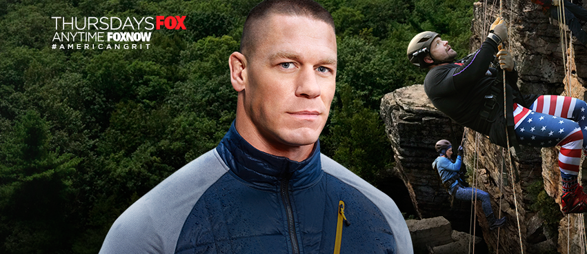 American Grit - Thursday at 9 p.m. on FOX 40