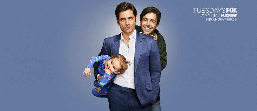 All New Episode of Grandfathered Tuesday at 8:30!