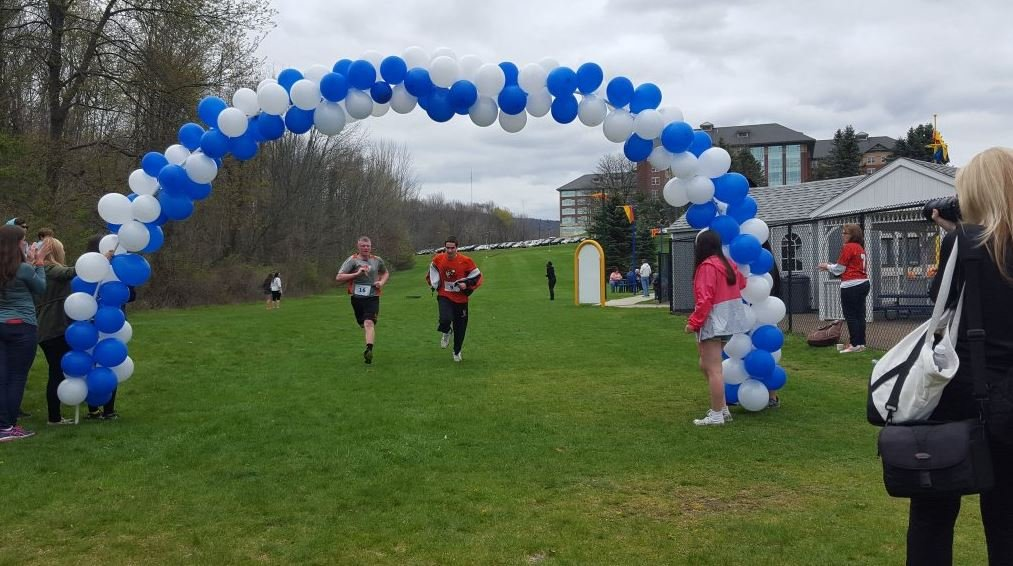 Runners tackle the Walk/Run for Wishes 5K