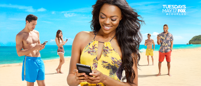 The series premiere of Coupled, tonight at 9 on FOX 40!