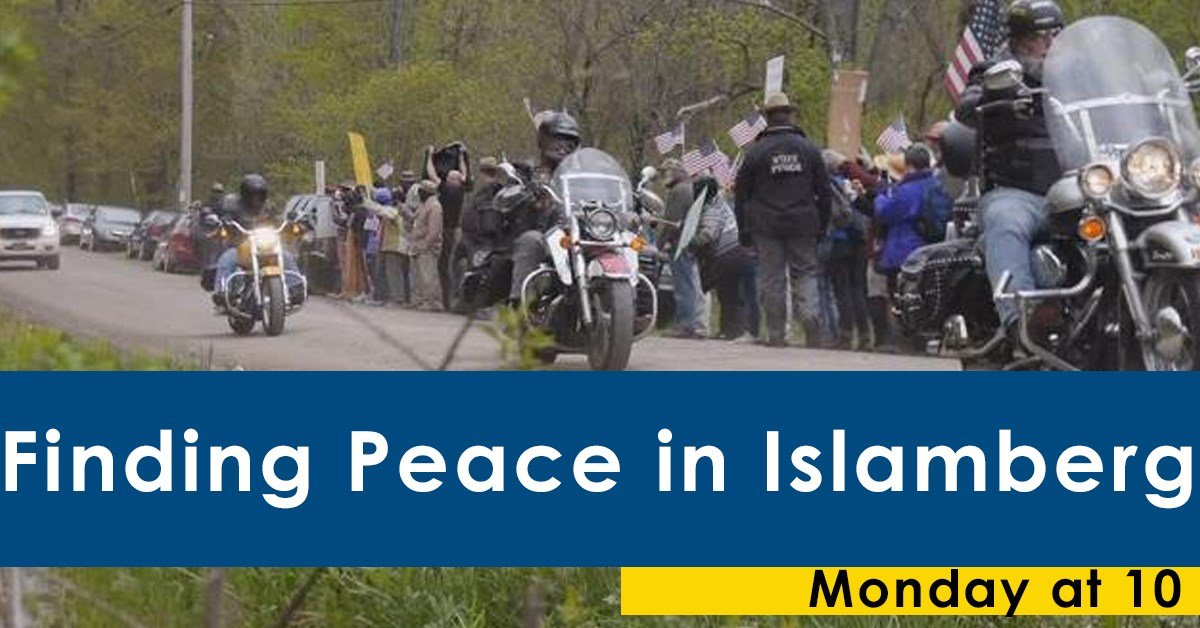 Watch Finding Peace in Islamberg, Monday on FOX 40 HD-News at 10!
