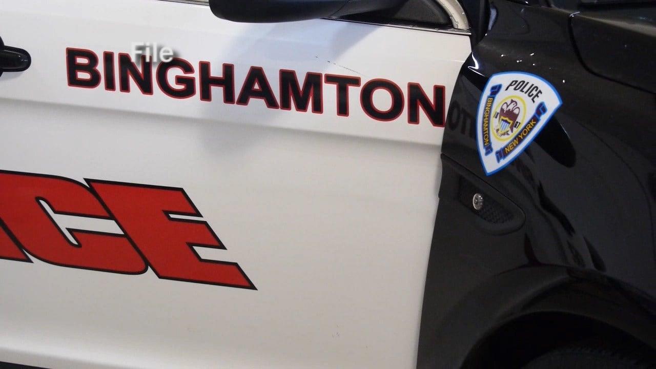 Binghamton police arrest