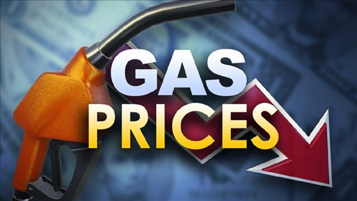 Tier Gas Prices Down, Slightly Higher Than Nat'l Average