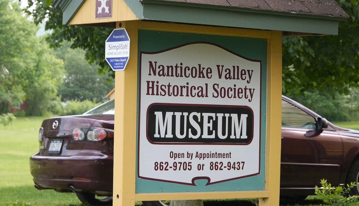 Path Through History Takes Locals Through Nanticoke Valley - WICZ
