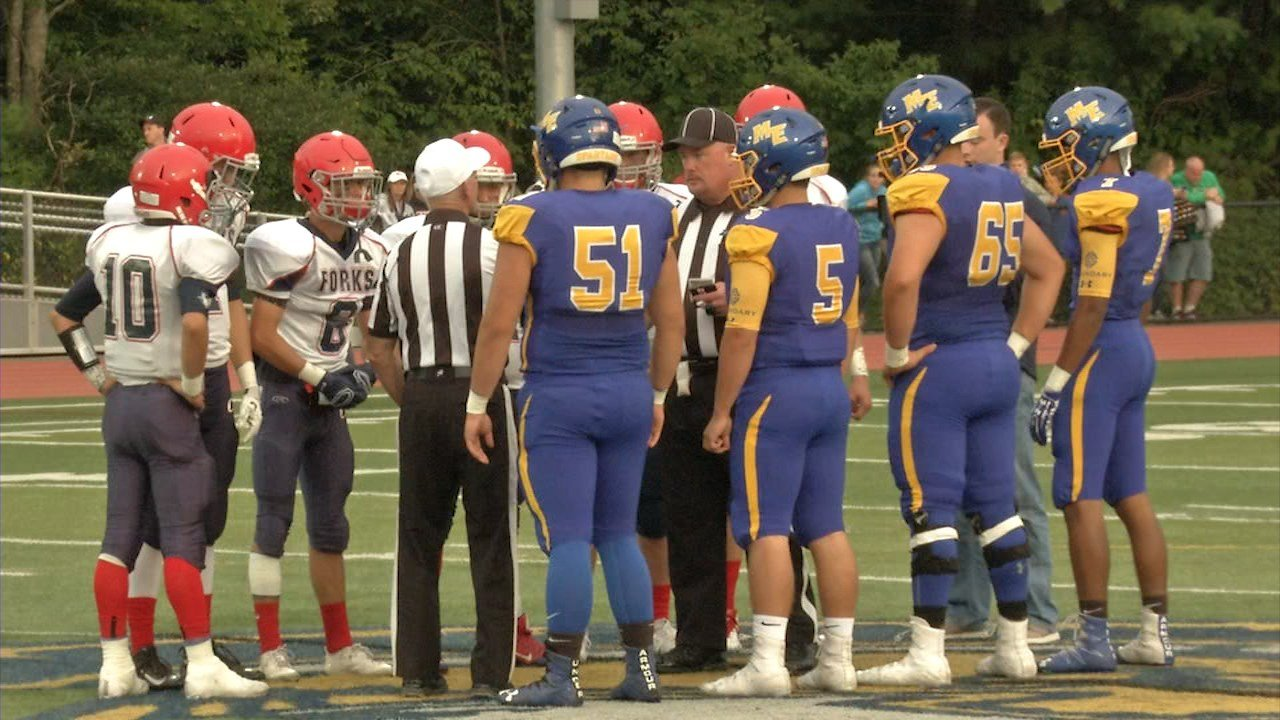 Football powerhouses, Chenango Forks and Maine-Endwell kick off on week one.