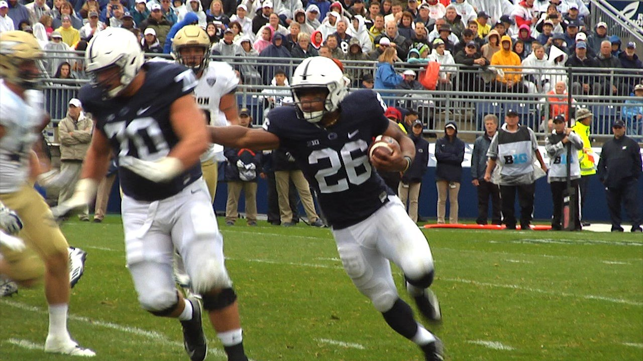 Penn State vs. Iowa: Report Card