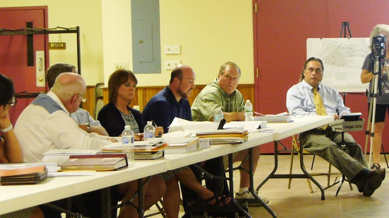 Fenton Planning Board