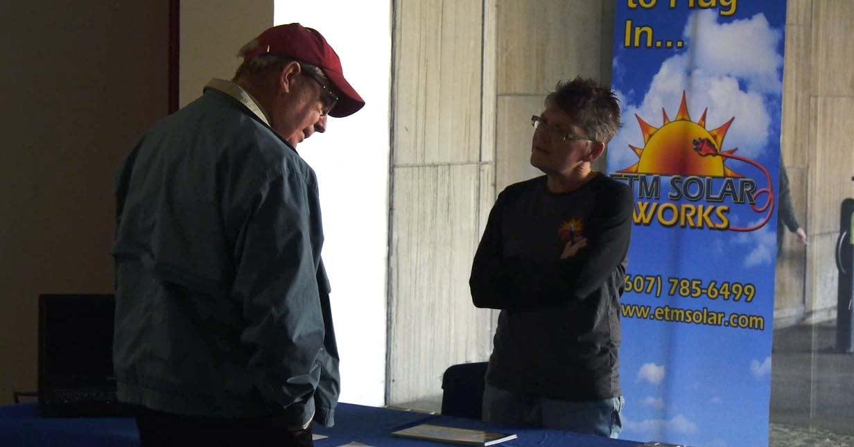 Community Solar expo