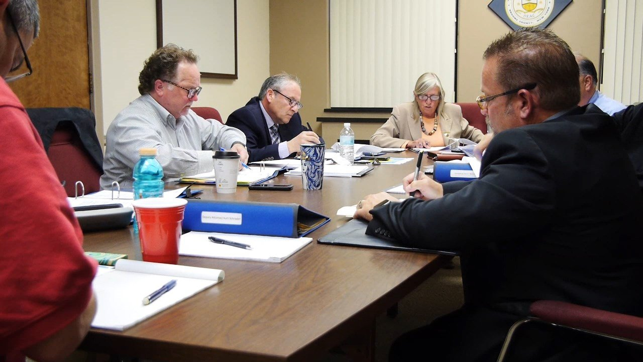 Town Union work session