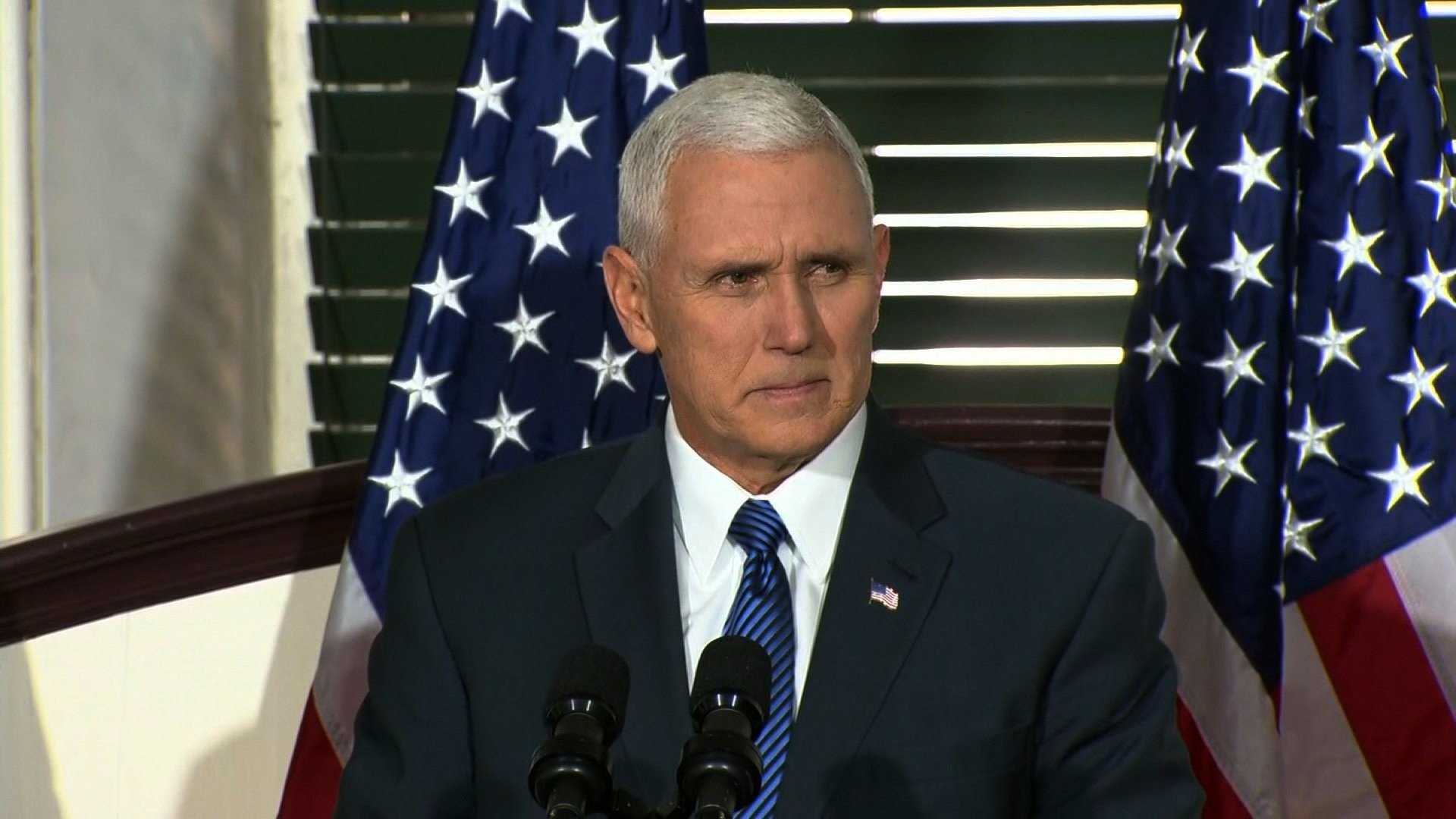 Vice President Mike Pence is venturing to a place that President Donald Trump has yet to visit since his swearing-in: California. Pence will travel to the predominantly Democratic state Sunday for a fundraising swing, according to a source close to the ad