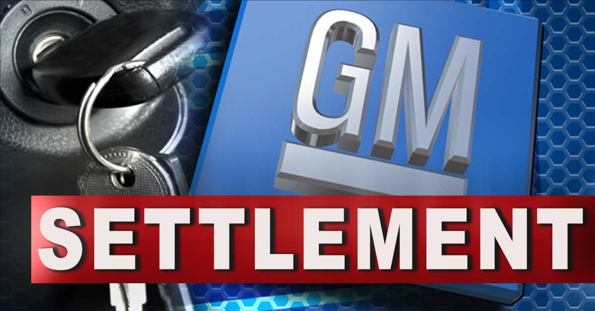 GM, States $120 Million Ignition Switch Settlement