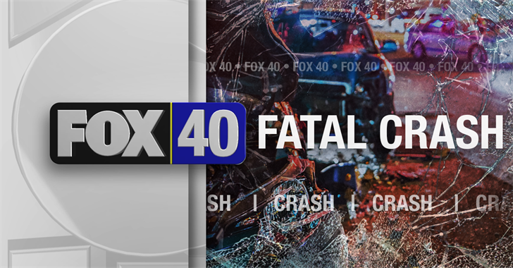 Man dies after crash involving motorcycle and vehicle