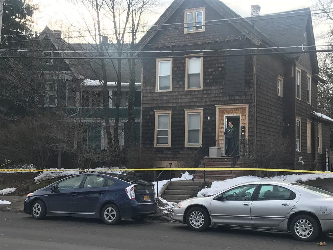 Police Probe Death Of Female Binghamton Student As Homicide