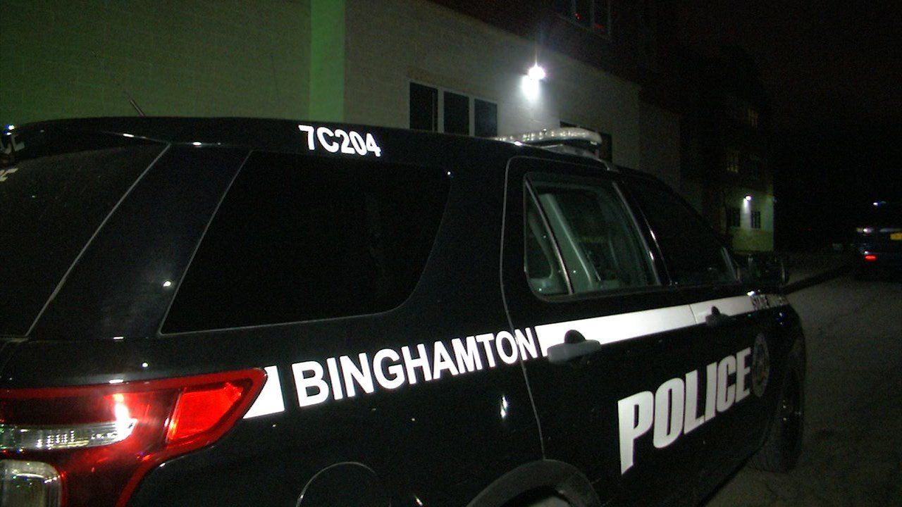 Stabbing on Binghamton University, suspect at large