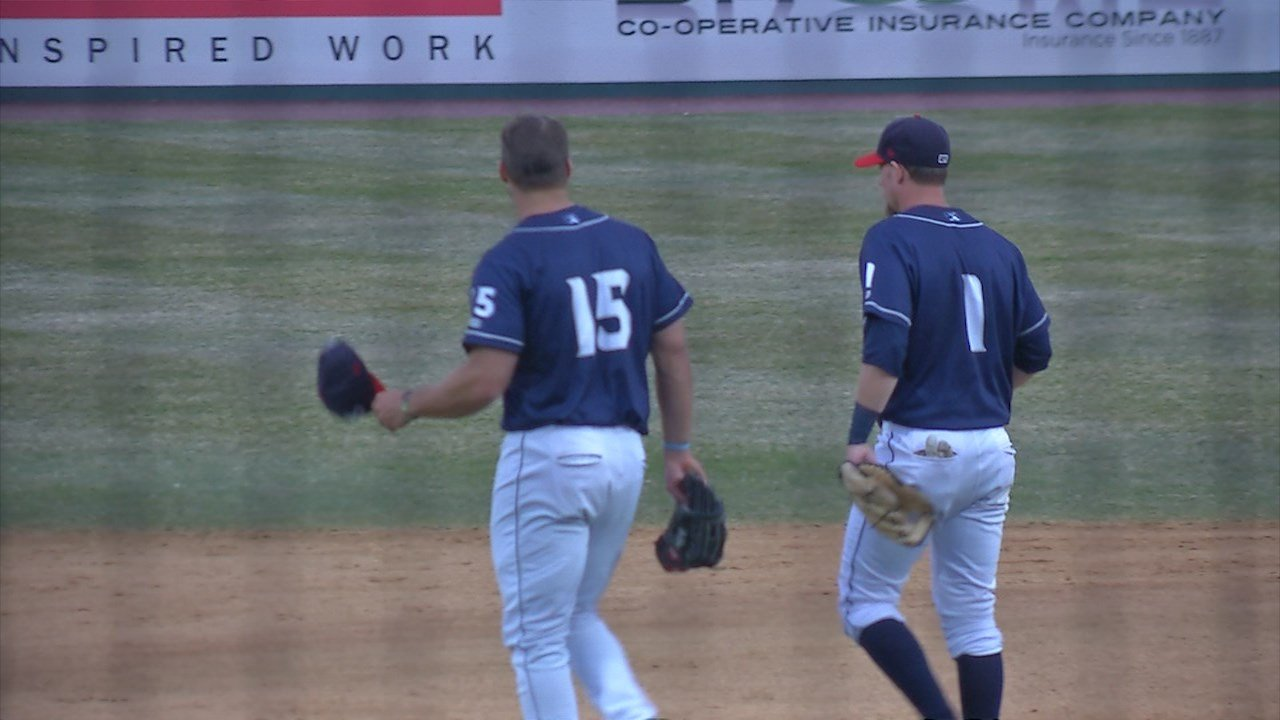Tebow reaches base four times, but Ponies fall to Fisher Cats