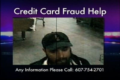 NYSP Need Your Help Investigating a Credit Card Fraud - FOX