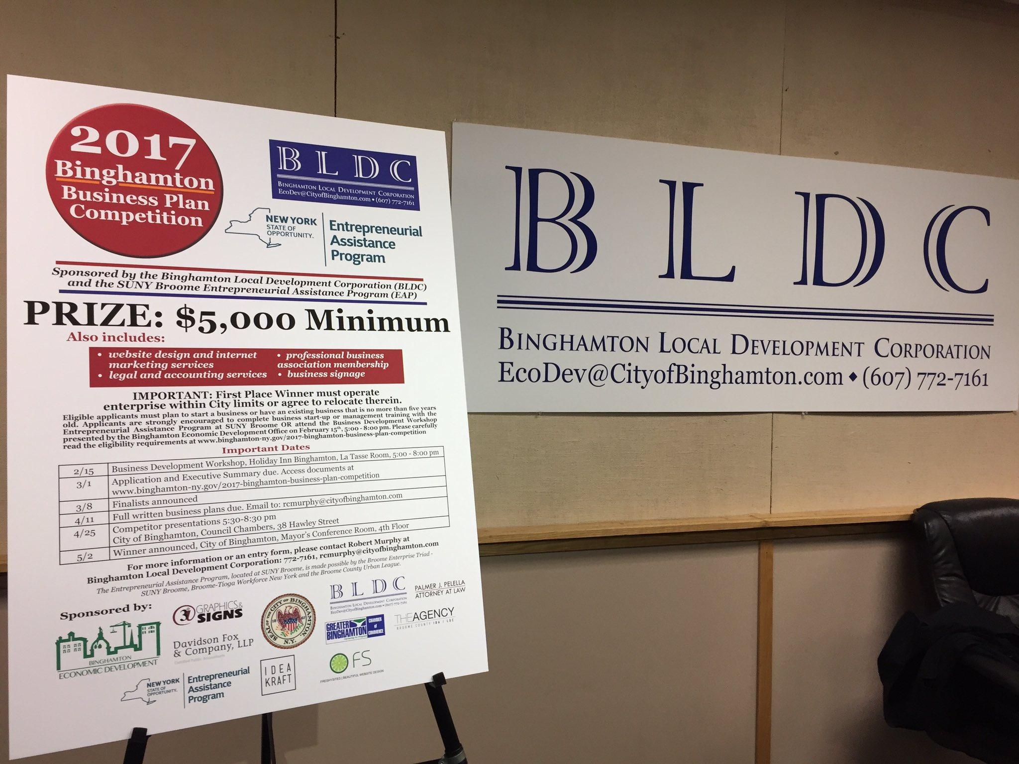 Binghamton Business Plan Competition Seeks Innovative Ideas Fox 40