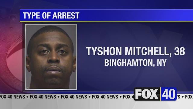 Binghamton Man Arrested for Stolen Car from New York City