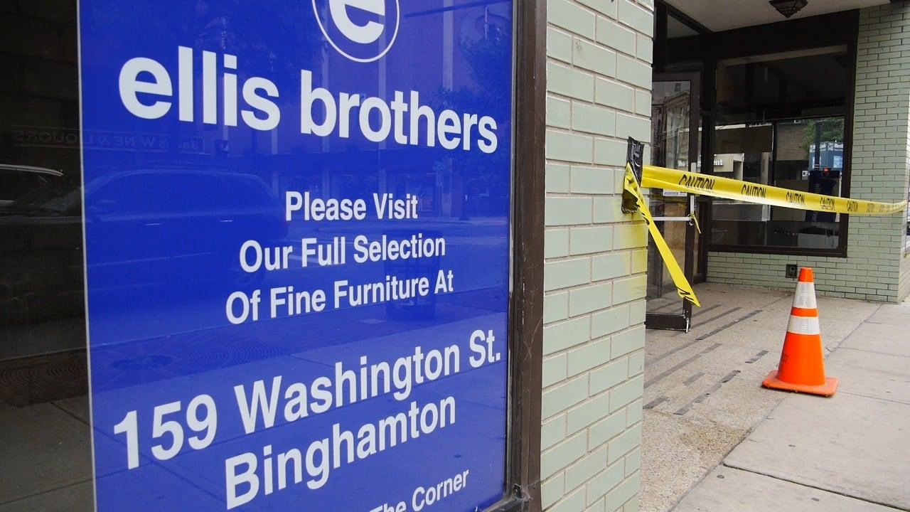 BINGHAMTON, N.Y.  . Ellis Brothers Furniture ...