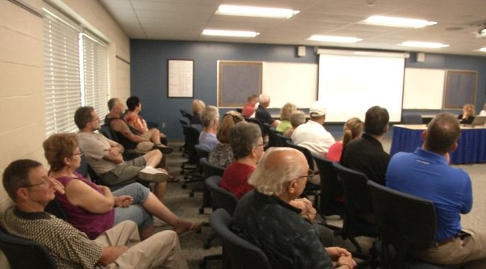 Maine-Endwell Holds Public Hearing on Potential Land