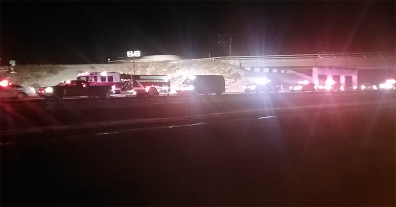 One Dead After Car Accident on I-81 South - FOX 40 WICZ TV - News