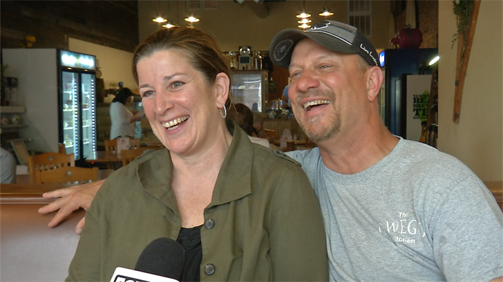 Hgtv S House Hunters To Feature Owego Couple Fox 40 Wicz