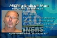 Police Search for Missing 59-year-old Endicott Man