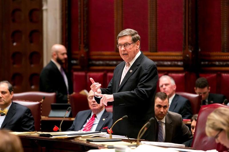 Legislative Session Sen. Seward