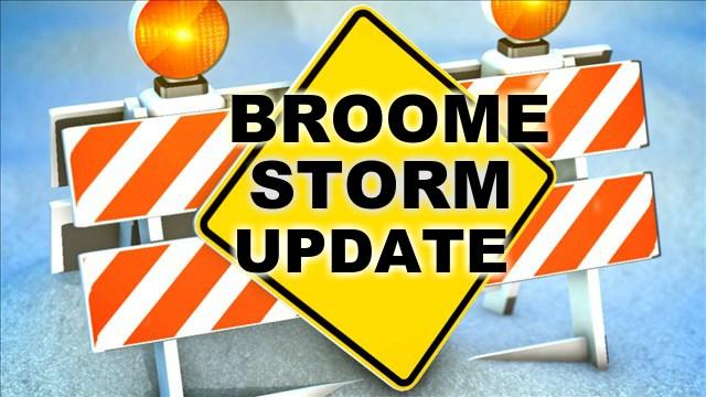 Broome Storm Update