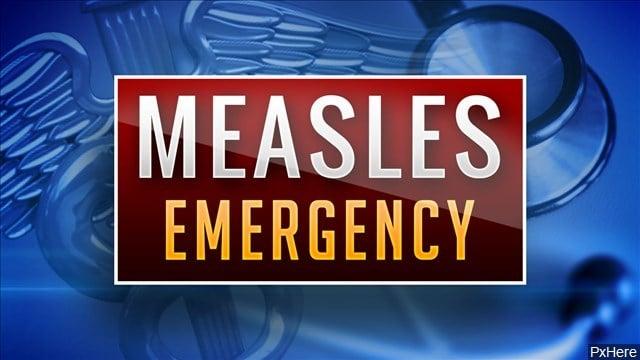 © Measles Outbreak