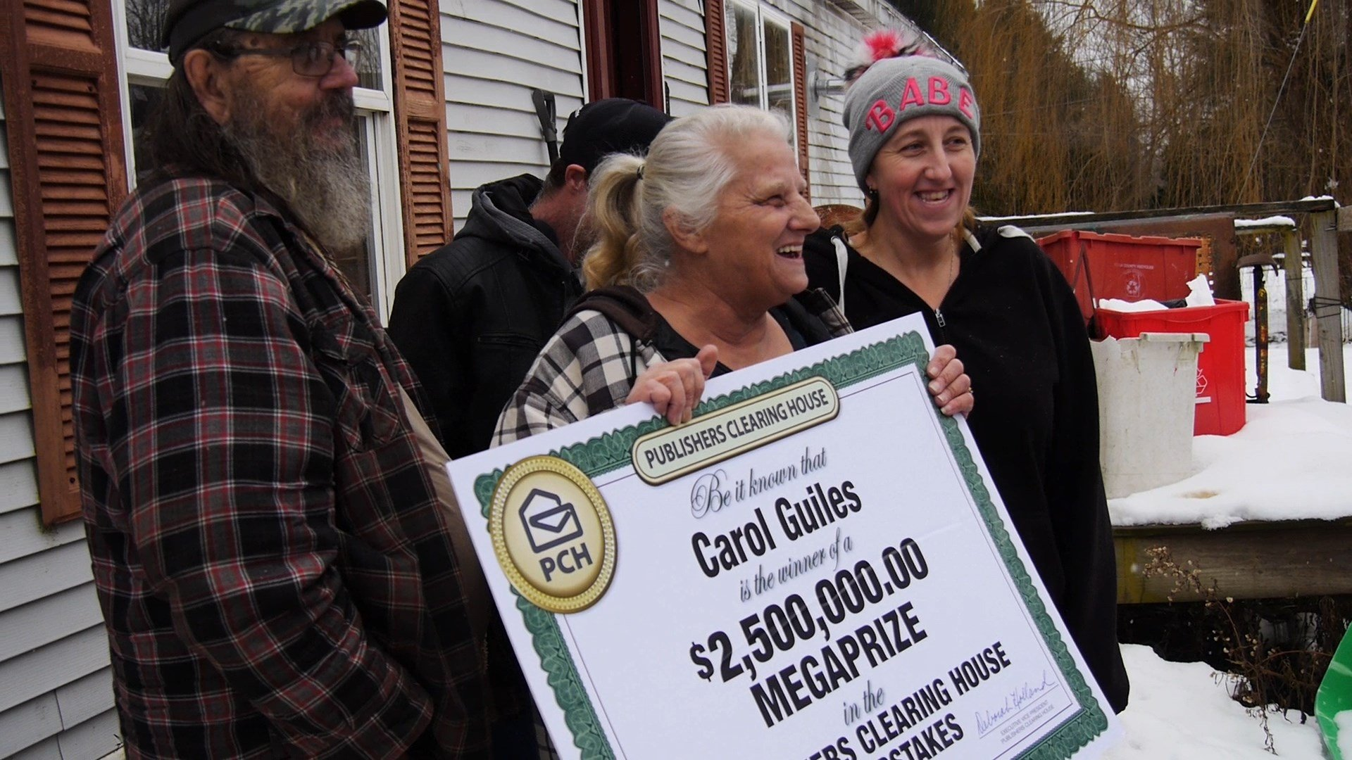 Owego Woman Wins $2 5 Million Publisher's Clearing House Prize - FOX