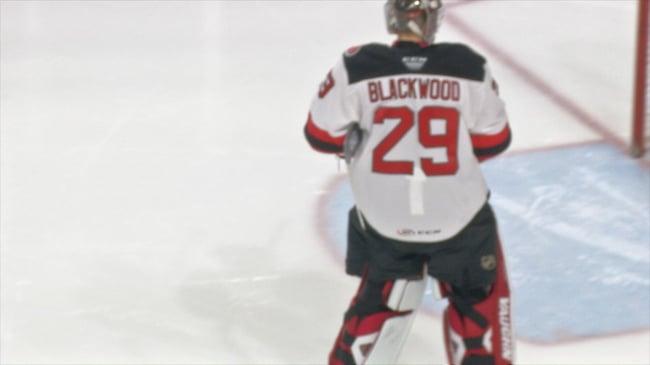 Binghamton Devils  Mackenzie Blackwood Called Up By New Jersey ac6b077cd