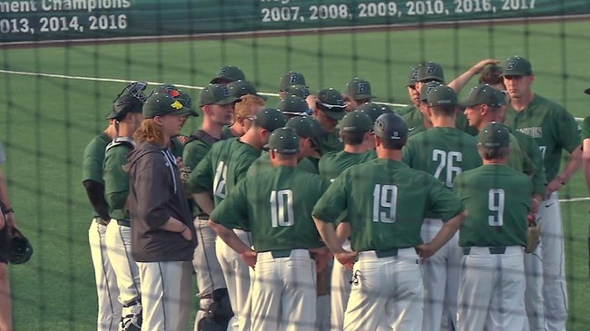 Binghamton University Baseball has High Hopes for 2019 Conference Schedule 4f6c4eef2640