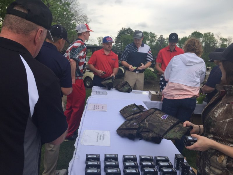 Golfers Hit the Links For 10th Mountain Division Soldiers