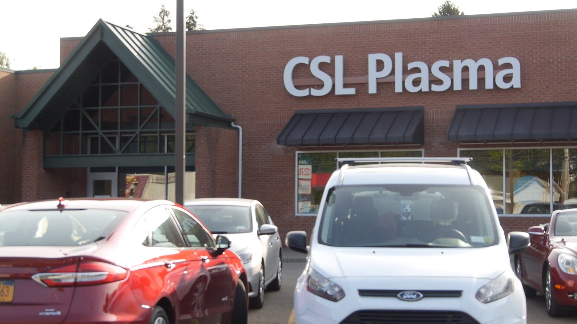 CSL Plasma Holds Open House Ahead of Opening - FOX 40 WICZ