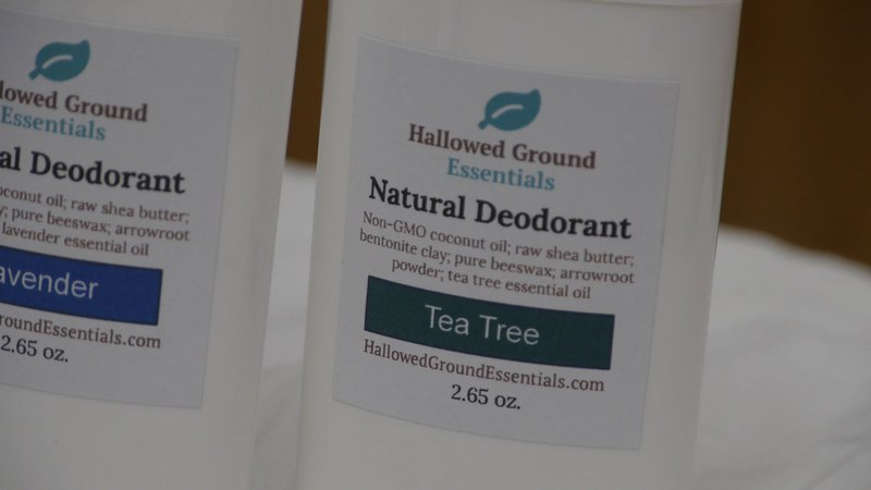 A Local Business Launches A New Natural Deodorant Line - FOX