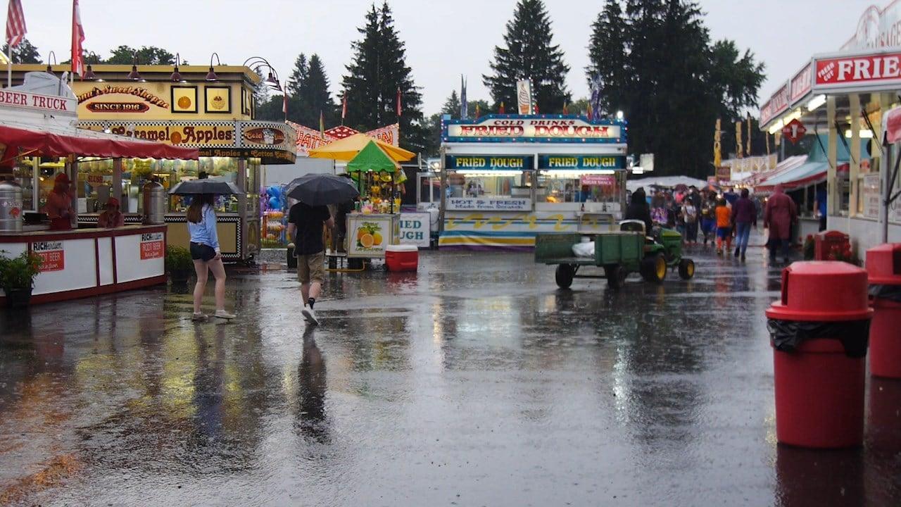 Chenango County Fair has a Wet Start - FOX 40 WICZ TV - News, Sports