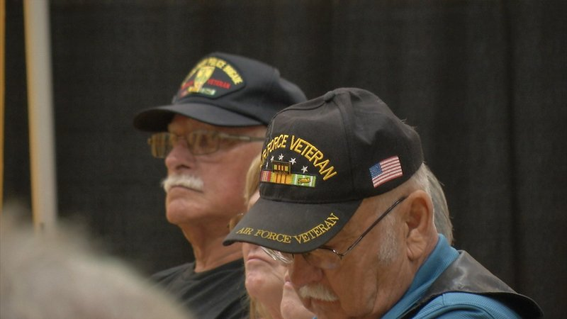 Southern Tier Vietnam Veterans Honored With DoD Pin - FOX 40