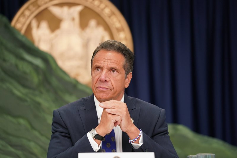 Cuomo Announces Infection Rate Drops Once Again Below 1 Fox 40 Wicz Tv News Sports Weather Contests More